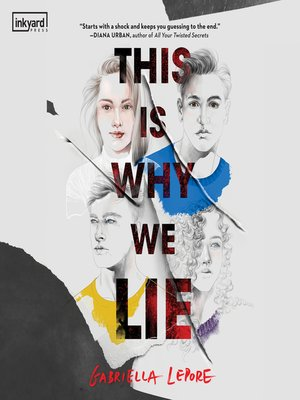 cover image of This Is Why We Lie