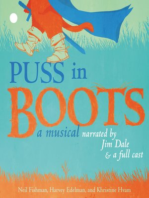 cover image of Puss in Boots