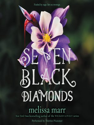 cover image of Seven Black Diamonds