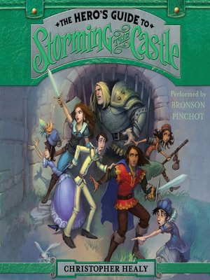 cover image of The Hero's Guide to Storming the Castle