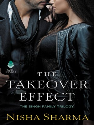 cover image of The Takeover Effect