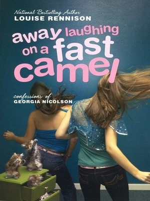 cover image of Away Laughing on a Fast Camel