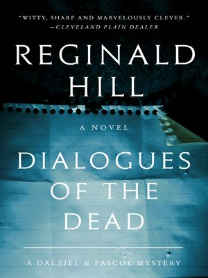 cover image of Dialogues of the Dead
