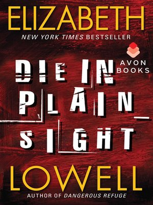 cover image of Die in Plain Sight