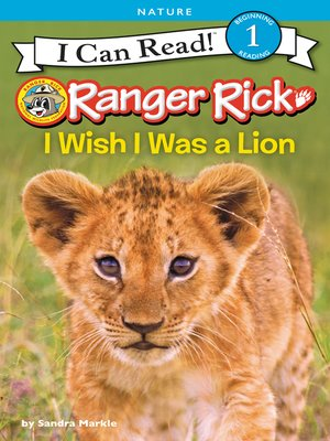 cover image of I Wish I Was a Lion