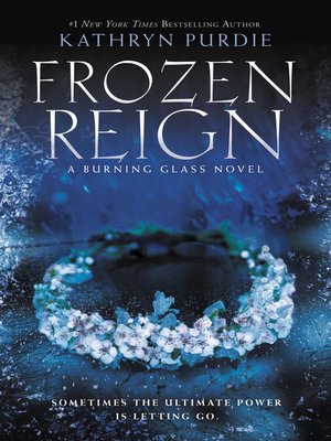 cover image of Frozen Reign