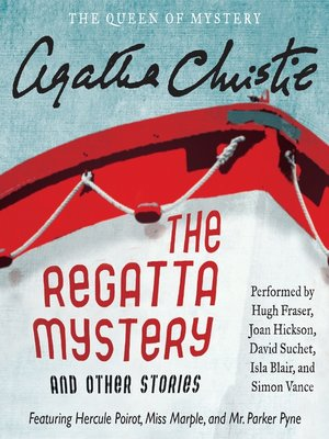 cover image of The Regatta Mystery and Other Stories