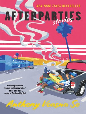 cover image of Afterparties