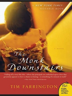cover image of The Monk Downstairs
