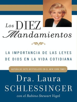 cover image of Los Diez Mandamientos