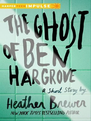 cover image of The Ghost of Ben Hargrove
