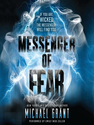 cover image of Messenger of Fear