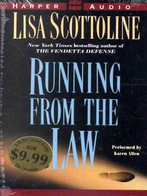 cover image of Running from the Law