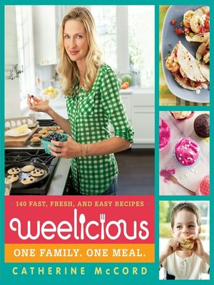 cover image of Weelicious