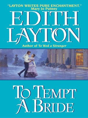 cover image of To Tempt a Bride