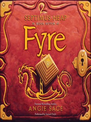 cover image of Fyre