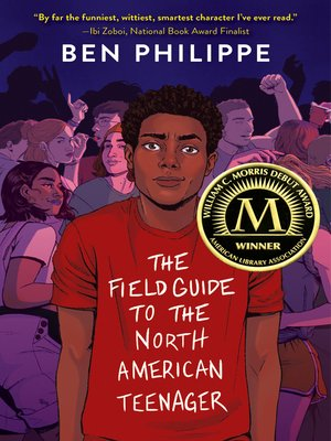 cover image of The Field Guide to the North American Teenager