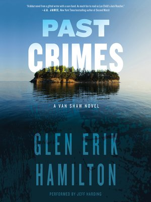 cover image of Past Crimes