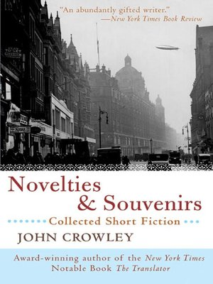 cover image of Novelties & Souvenirs