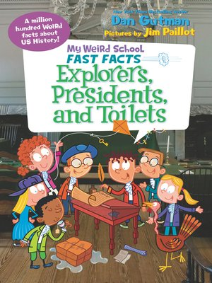 cover image of Explorers, Presidents, and Toilets