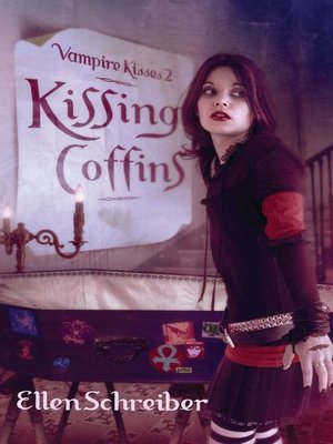 cover image of Kissing Coffins