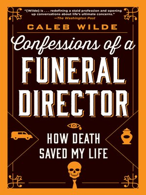 cover image of Confessions of a Funeral Director