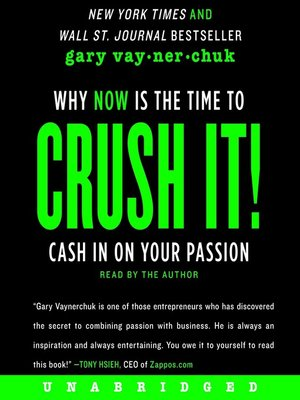 Crush it gary vaynerchuk