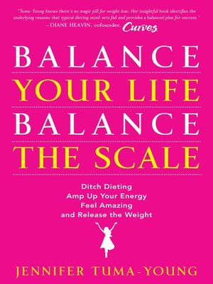 cover image of Balance Your Life, Balance the Scale