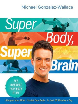 cover image of Super Body, Super Brain