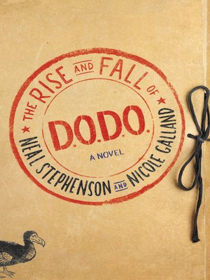 cover image of The Rise and Fall of D.O.D.O.