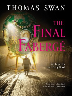 cover image of The Final Fabergé