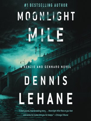 cover image of Moonlight Mile