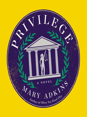 cover image of Privilege