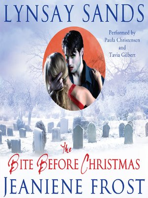 cover image of The Bite Before Christmas
