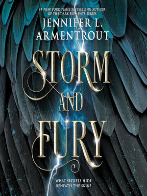 cover image of Storm and Fury