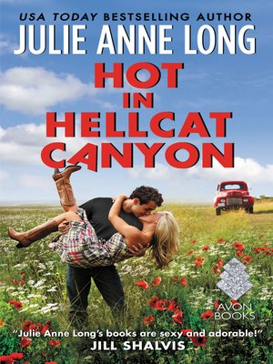 cover image of Hot in Hellcat Canyon