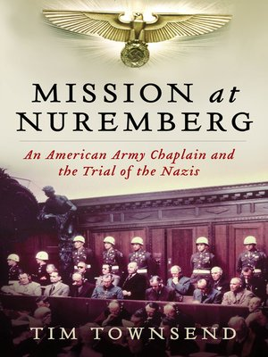 cover image of Mission at Nuremberg