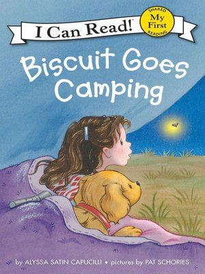 cover image of Biscuit Goes Camping