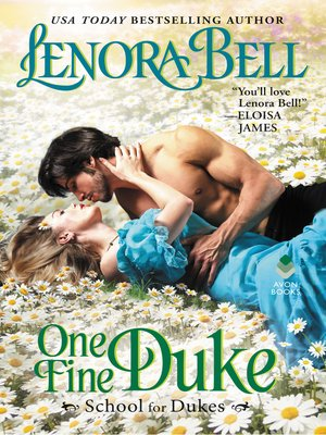 cover image of One Fine Duke