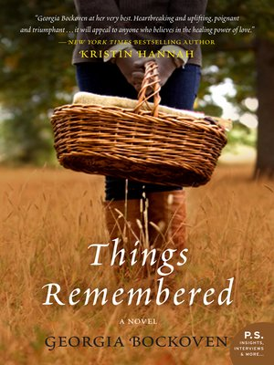cover image of Things Remembered
