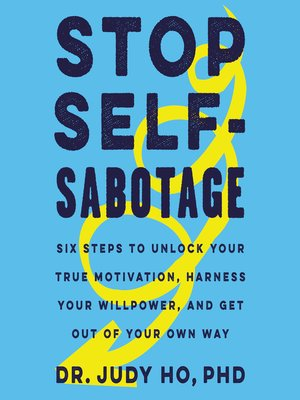 cover image of Stop Self-Sabotage