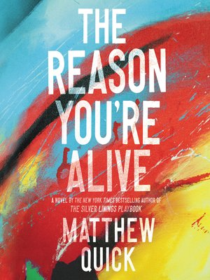 cover image of The Reason You're Alive