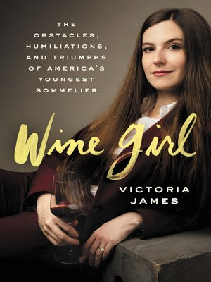 cover image of Wine Girl