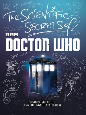 cover image of The Scientific Secrets of Doctor Who