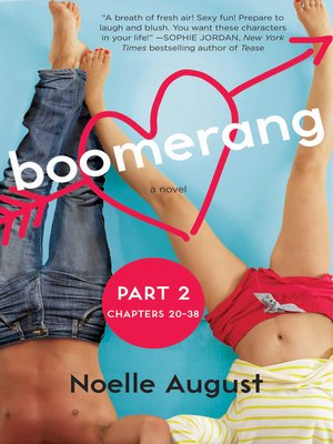 cover image of Boomerang, Part 2