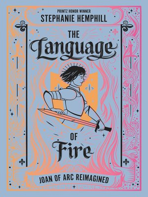 cover image of The Language of Fire