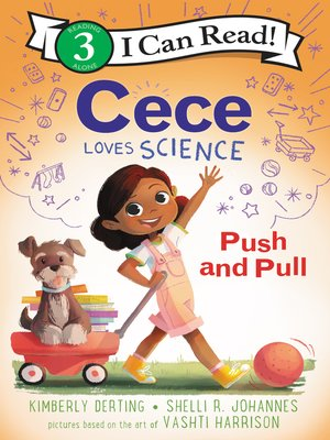 cover image of Cece Loves Science