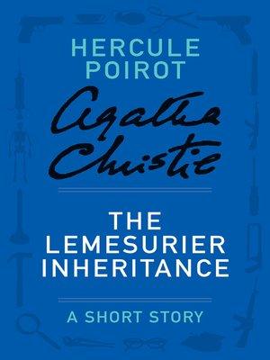 cover image of The Lemesurier Inheritance