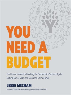 cover image of You Need a Budget