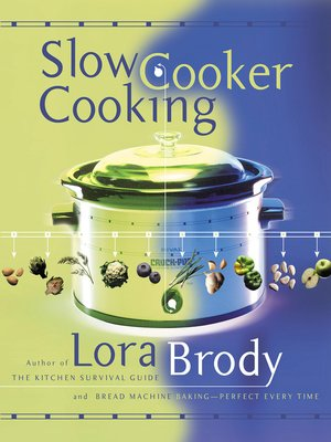 cover image of Slow Cooker Cooking
